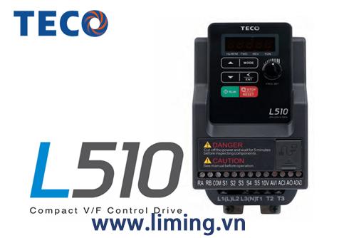 BIẾN TẦN TECO L510
